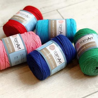 YarnArt Macrame Cotton